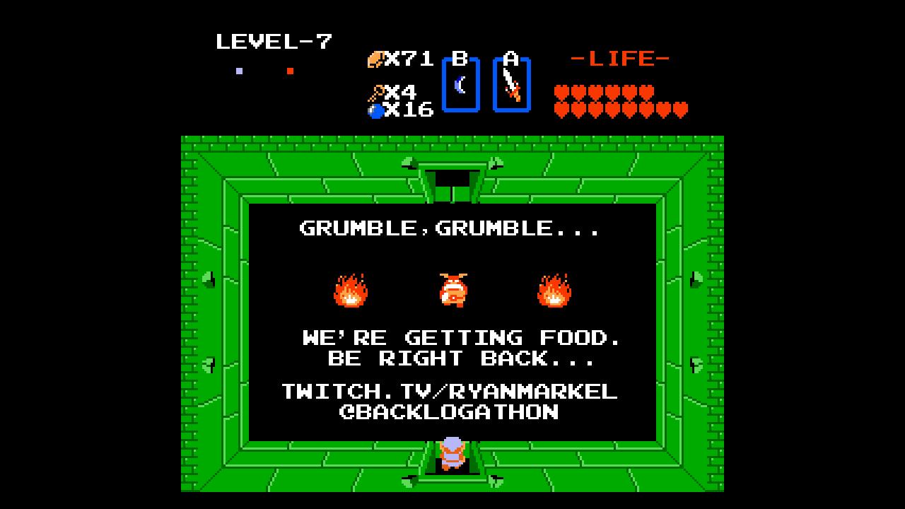Grumble-Grumble