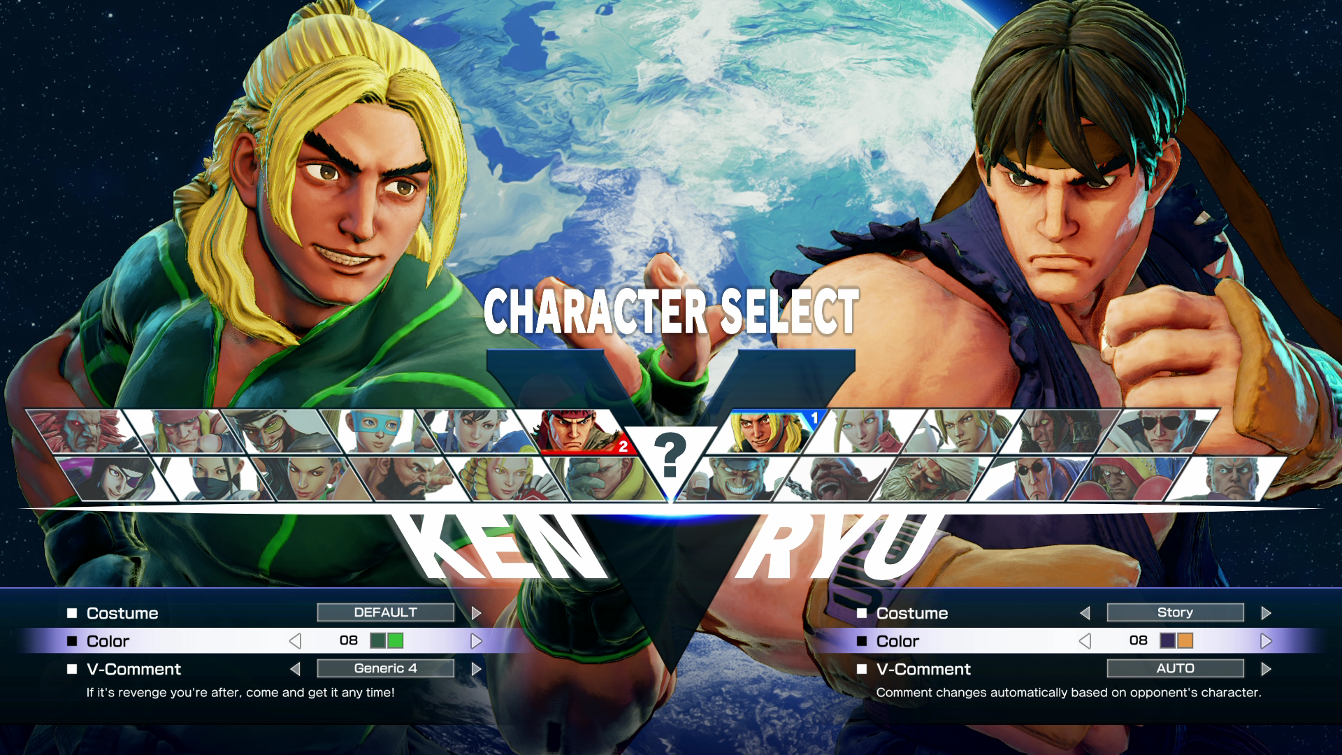 Reference Images for FGC Broadcast Graphics