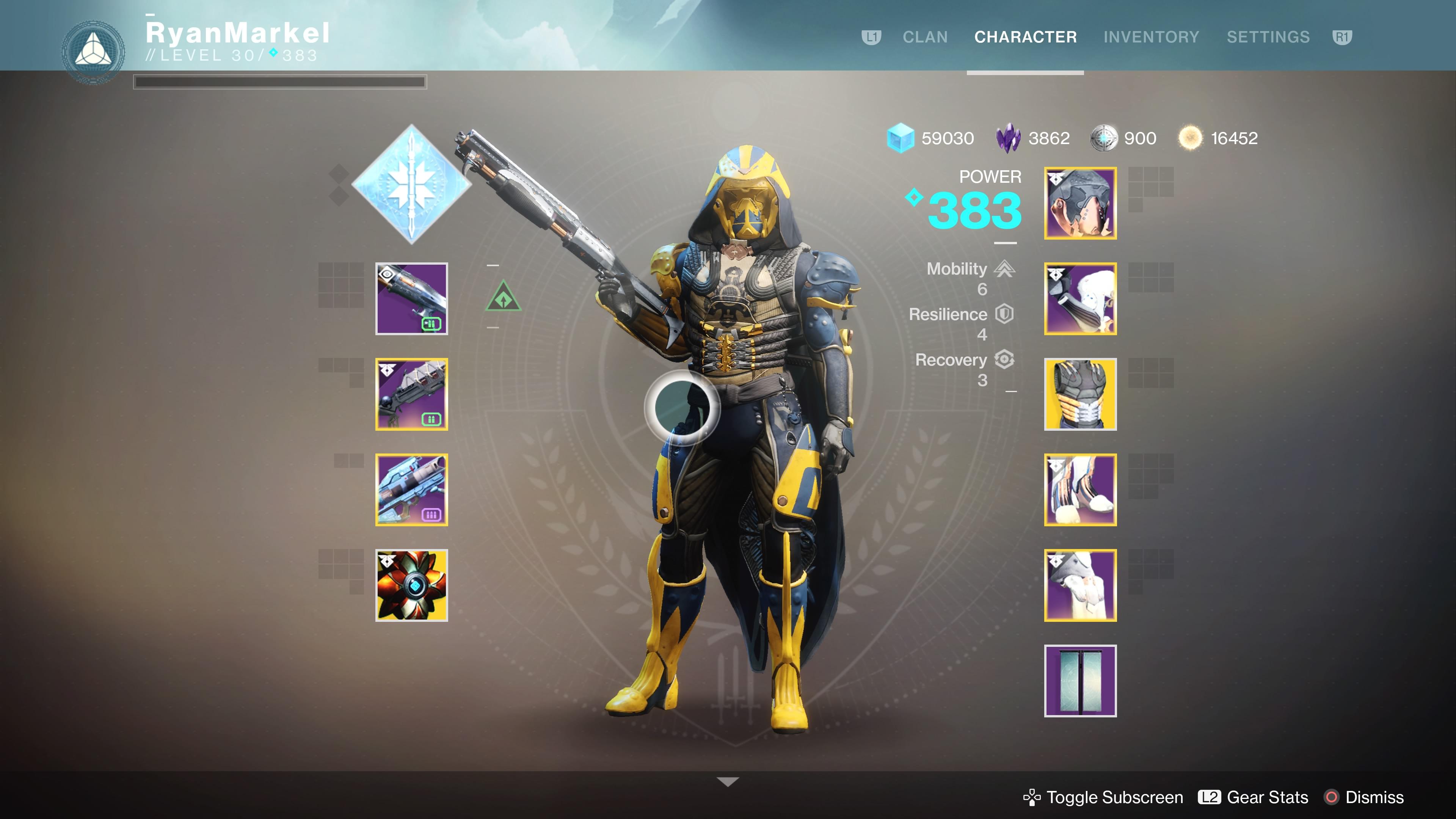 Understanding the Destiny 2 2.0 Weapon Slot System
